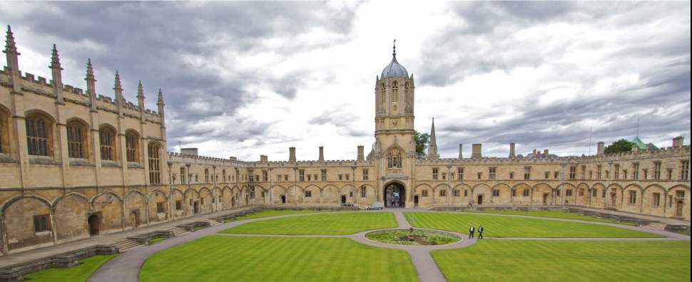 Christ Church | Academics | Oxford Study Abroad Programme